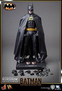 DC Batman (1989) 1/6 Scale Figure Batman