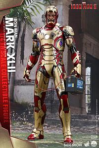 Iron Man Mark XLII