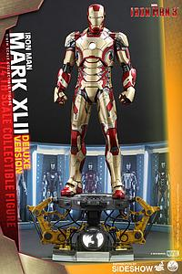 Iron Man Mark XLII (Deluxe Version)