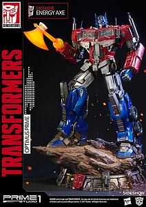Optimus Prime (Exclusive)