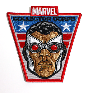 Pop! Patches Falcon (Secret Wars) Patch Marvel Collector Corps Exclusive