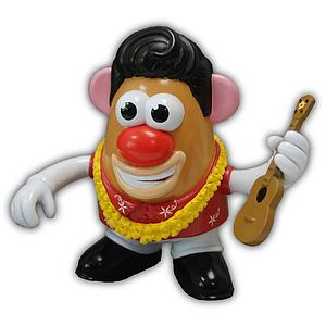 Mr. Potato Head: Blue Hawaii Elvis