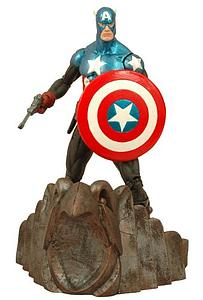 Marvel Select 8 Inch: Captain America