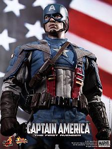 Marvel Captain America: The First Avenger (2011) 1/6 Scale Figure Captain America