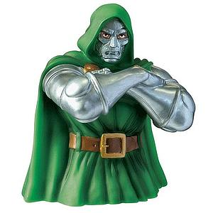 Marvel Doctor Doom Bust Bank