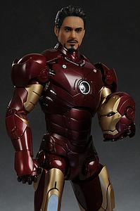 Marvel Iron Man (2008) 1/6 Scale Figure Iron Man Mark III