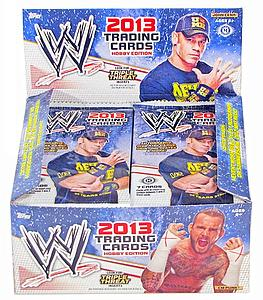 Topps WWE 2013 Triple Threat: Pack