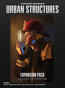 Flash Point: Fire Rescue - Urban Structures Expansion Pack