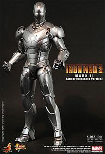 Marvel Iron Man (2008) 1/6 Scale Figure Iron Man Mark II