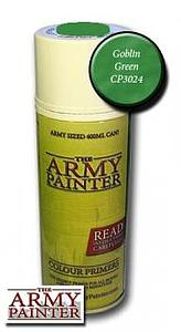 The Army Painter Colour Primers Spray Cans: Goblin Green