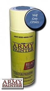 The Army Painter Colour Primers Spray Cans: Wolf Grey