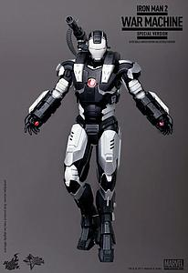 Marvel Iron Man 2 (2010) 1/6 Scale Figure War Machine (Special Edition)