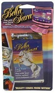 Bella Sara Trading Cards Series 1 Blister Cards: Packs