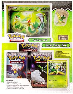 Pokemon Trading Card Game Black & White: Super Snivy Box