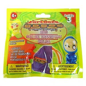 Gogo's Crazy Bones Series 3: 6-Pack + Bag