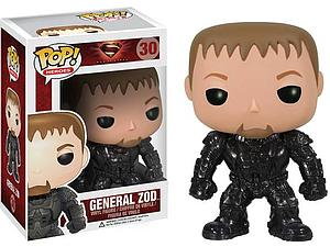 Pop! Heroes Man of Steel Vinyl Figure General Zod #30 (Vaulted)