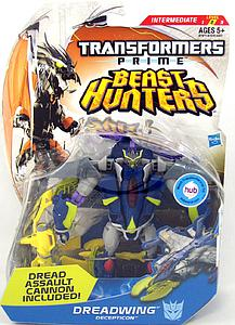Transformers Prime Beast Hunters Deluxe Class: Dreadwing