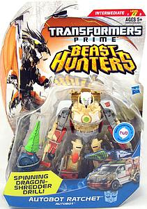 Transformers Prime Beast Hunters Deluxe Class: Ratchet
