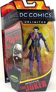 Mattel DC Comics Unlimited Series 3: The Joker