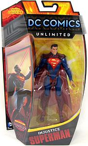 Mattel DC Comics Unlimited Series 3: Superman