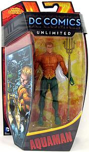 Mattel DC Comics Unlimited Series 3: Aquaman