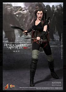 Resident Evil: Afterlife (2010) 1/6 Scale Figure Alice
