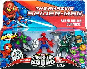 "Marvel Super Hero Squad 2"" 2-Pack: Super Villain Surprise"