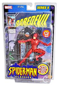 "Marvel Spiderman Classics 6"": Daredevil"