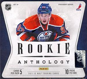 2011-12 NHL Panini Rookie Anthology Hobby Box