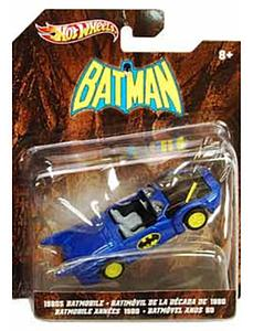 Hot Wheels Batman Die-Cast Cars: 1980's Batmobile