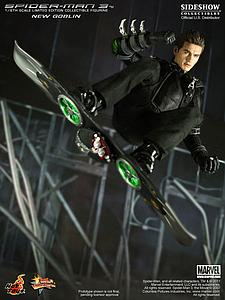 Marvel Spider-Man 3 (2007) 1/6 Scale Figure New Goblin