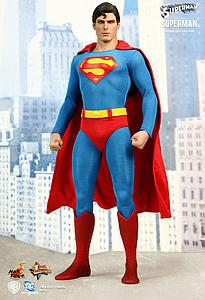 DC Superman (1978) 1/6 Scale Figure Superman (Christopher Reeve)