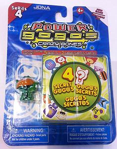 Gogo's Crazy Bones Series 4: 5-Pack