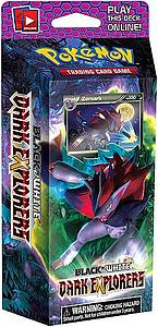 Pokemon Trading Card Game Black & White Dark Explorers: Zoroak Theme Deck