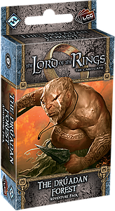 The Lord of the Rings: The Card Game - The Drúadan Forest