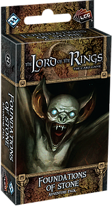 The Lord of the Rings: The Card Game - Foundations of Stone