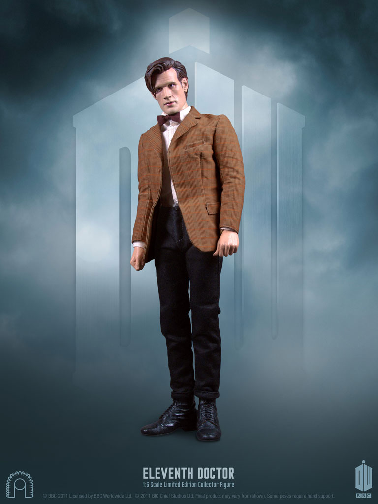 11th Doctor Jacket