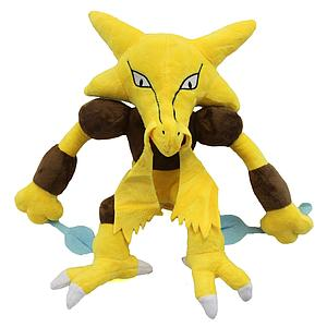 "Pokemon Plush Alakazam (12"")"