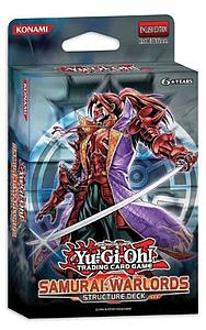 Yugioh Trading Card Game Structure Deck: Samurai Warlords
