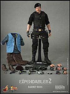 1/6 Scale Figure Expendables 2: Barney Ross