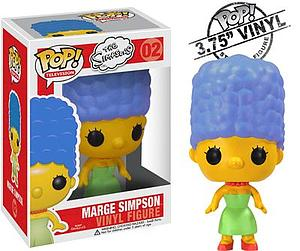 Pop! Television The Simpsons Vinyl Figure Marge Simpson #02 (Vaulted)