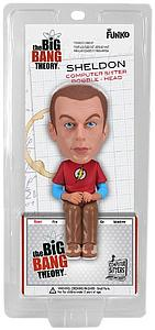 Computer Sitter Bobbleheads Big Bang Theory Sheldon (Vaulted)