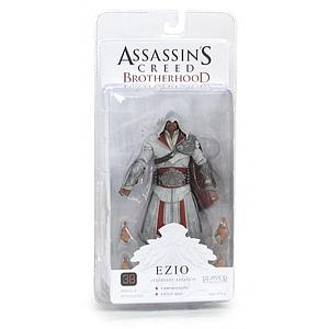 "Assassin's Creed Brotherhood 7"": Ezio Hooded Ivory Legendary Assassin"