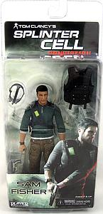 "Splinter Cell Conviction 7"": Sam Fisher with Vest"