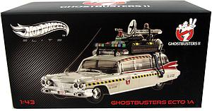 Hot Wheels Ghostbuster Die-Cast Cars: Ecto-1A