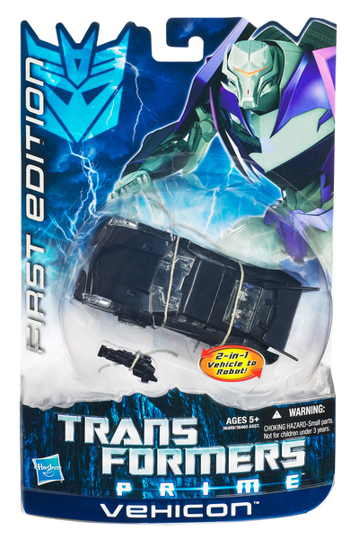 Transformers Prime Deluxe Class: Vehicon