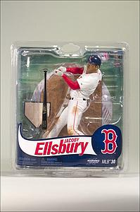 MLB Sportspicks Series 30: Jacoby Ellsbury (Boston Red Sox) White