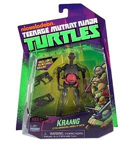 Nickelodeon Playmates Teenage Mutant Ninja Turtles: Kraang (Canadian Packaging)