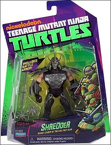 Nickelodeon Playmates Teenage Mutant Ninja Turtles: Shredder (Canadian Packaging)