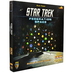 Catan: Star Trek Catan - Federation Space Map Set